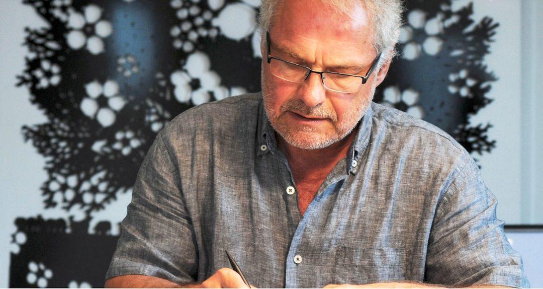 OKG Jahresend-Anlass mit Bruno Weber, Papierschnitt-Künstler