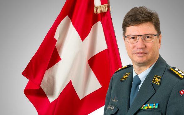 OKG Herbst-Anlass mit Korpskommandant Aldo C. Schellenberg
