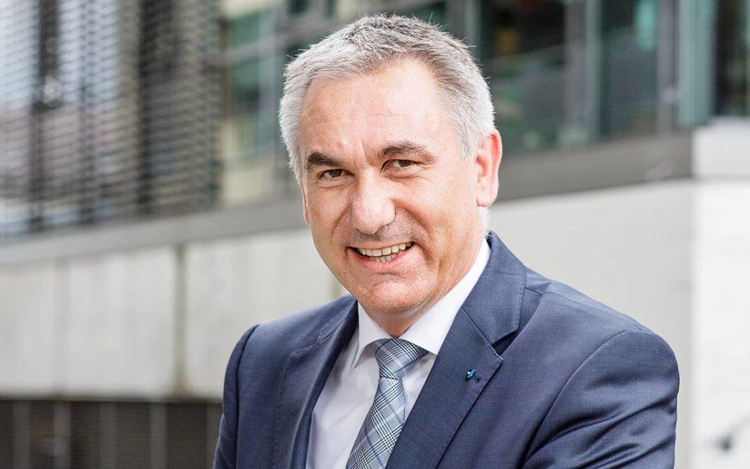 OKG Regierungsrats-Anlass mit dem Aargauer Regierungsrat Alex Hürzeler