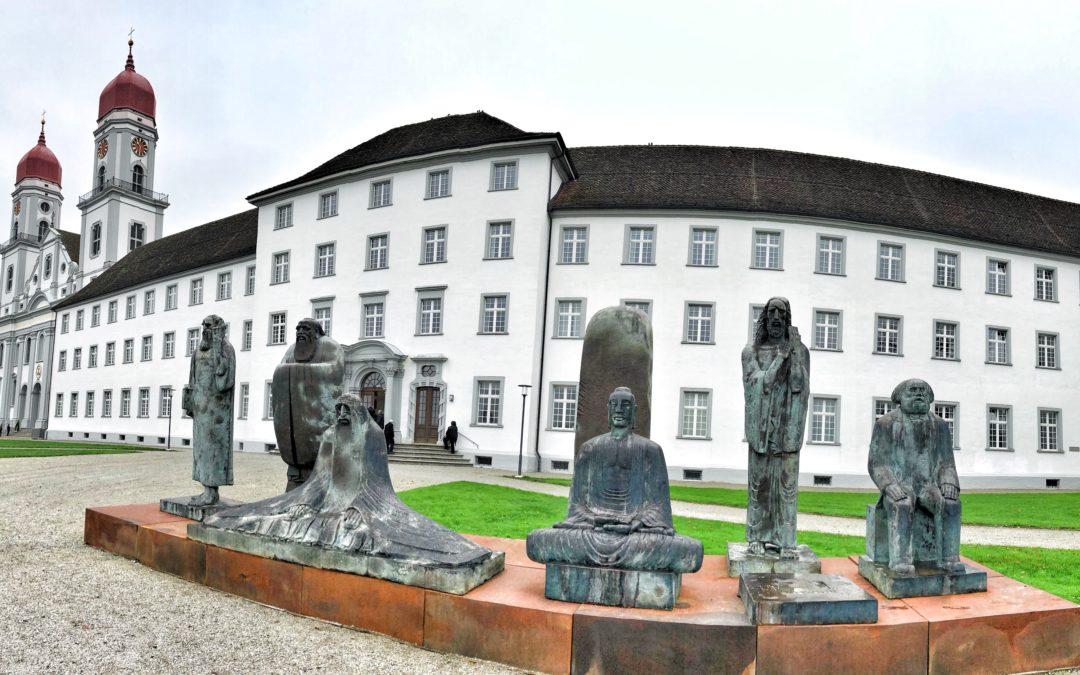 OKG Jahresend-Anlass im Kunstzentrum art-st-urban mit Heinz und Gertrud Aeschlimann